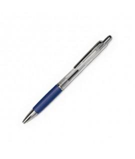 Automatinis tušinukas FORPUS TOP, 0,7 mm, mėlynas