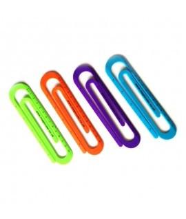 Sąvaržėlės formos liniuotė , mėlyna, 1 vnt.