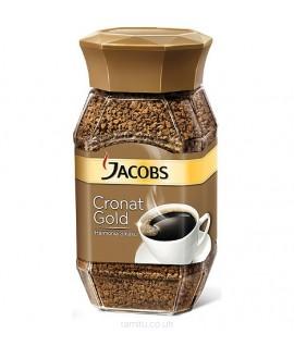 Tirpi kava JACOBS Cronat Gold, 100g
