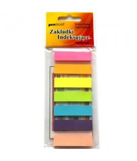 Lipnūs lapeliai PENWORD 12 x 45, 7 spalvos po 25 lapelius