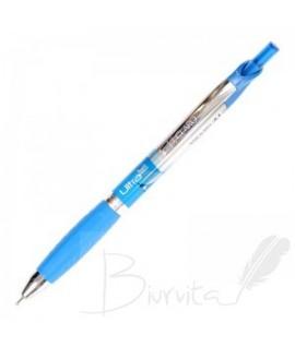 Tušinukas CLARO ULTRA 0,7mm , dėkle, mėlynas tušas