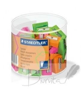 Drožtukas STAEDTLER NEON LINE, įvairių spalvų