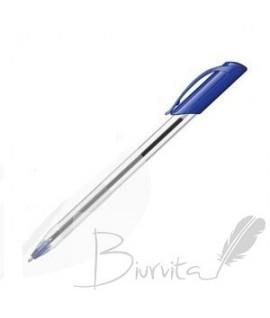 Rašiklis Claro Retro 0,7 mm, mėlynas