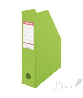 Stovas dokumentams ESSELTE VIVIDA, A4, 70 mm, gelsvai žalsvas