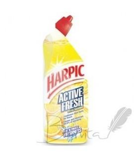 WC valiklis HARPIC citrinų kvapo, 750 ml.