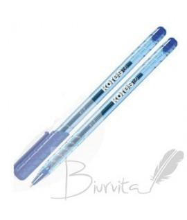 Tušinukas KORES K1 F , 1,0 mm, mėlynas