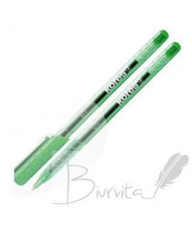 Tušinukas KORES K1 F , 1,0 mm, žalias