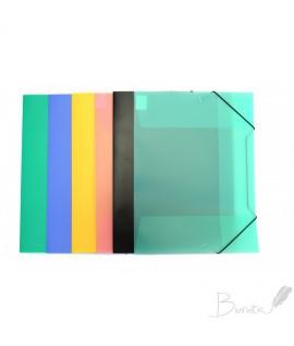 AplankasAplankas tvirto plastiko, A3, įv.spalvų