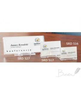 Vardinė kortelė pastatoma SRD 527 200 x 80 mm