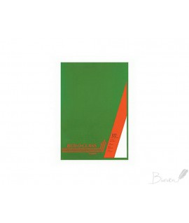 Bloknotas Aurora A4, 100 lapų, balti lapai