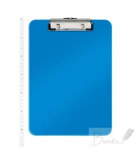 Lentelė rašymui be atvarto LEITZ WOW , A4, mėlyna