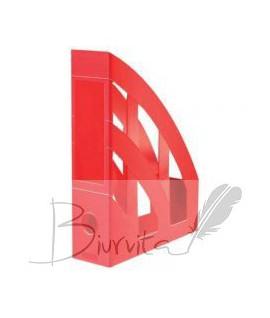Stovas dokumentams vertikalus HERLITZ, raudonas