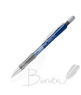 Automatinis pieštukas STAEDTLER GRAPHITE 779, 0,7 mm, B, mėlynas korp.