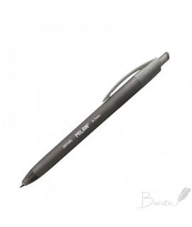Automatinis gelinis rašiklis DRY-GEL MILAN, 0,7 mm, mėlynas