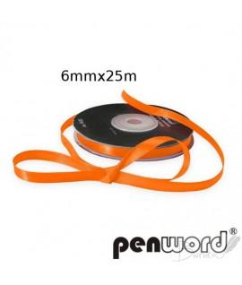 Juostelė dovanų pakavimui PENWORD , 25 m, oranžinė