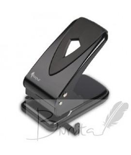 Skylamušis FORPUS P250HD, metalinis iki 70 lapų, juodas