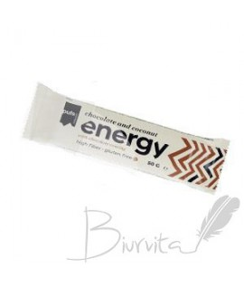Baltymų batonėlis PULS ENERGY, be gluteno ,šokolado - kokoso skonio, 50 g