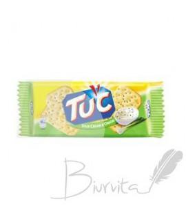 Sausainiai TUC, grietinės ir svogūnų skonio, 100 g.