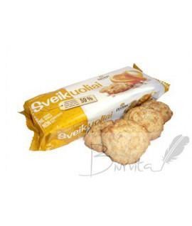 Sausainiai DZŪKIJA SVEIKUOLIAI su apelsinų žievelėmis, 25 g