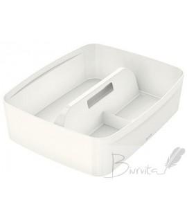 Dėžutė daiktams LEITZ MyBox su skyriais, didelė