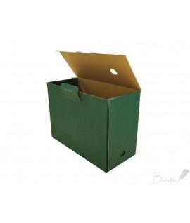 Archyvine dėžė SMLT, 250 x 150 x 340 mm, žalia