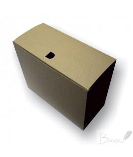 Archyvine dėžė SMLT, 270 x 155 x 330 mm, kieta, sulankstoma