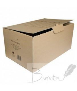 Archyvine dėžė SMLT, 262x 345 x 530 mm, ruda