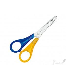 Žirklės WEDO 13 cm vaikiškos kairiarankiams