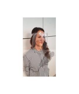 Apsauginis skydelis - kaukė veidui
