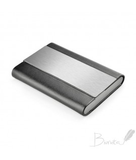 VIzitinių kortelių dėklas , metalizuotas