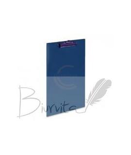 Lentelė rašymui, be atvarto, A5, mėlyna