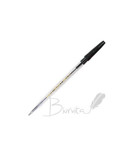 Tušinukas CENTRUM PIONEER, 0,5 mm, juodas