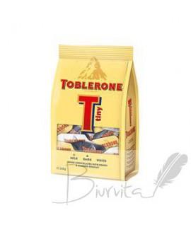 Saldainių rinkinys TOBLERONE TINY, maišelyje, 248 g