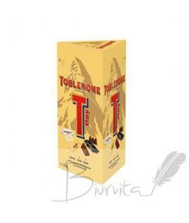 Saldainių rinkinys TOBLERONE TINY, dėžutėje, 200 g