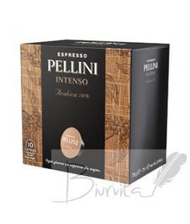 Kavos kapsulės PELLINI INTENSO ,75 g