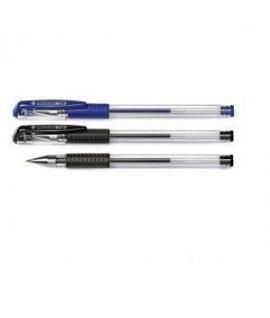 Gelinis rašiklis Forpus PERFECT, juodas