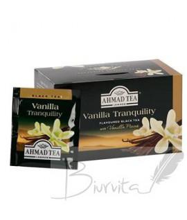 Arbata AHMAD ALU VANILLA TEA , 20 vnt. su siūlu