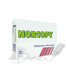 Biuro popierius NOR COPY, A4, 80 g/m2, 500 lapų