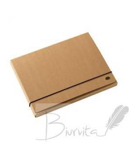 Dėklas - dėžutė MULTO KRAFT,A4, 20 mm, kartoninis