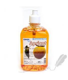 Skystas muilas abrikosų kvapo, su dozatoriumi, 500 ml