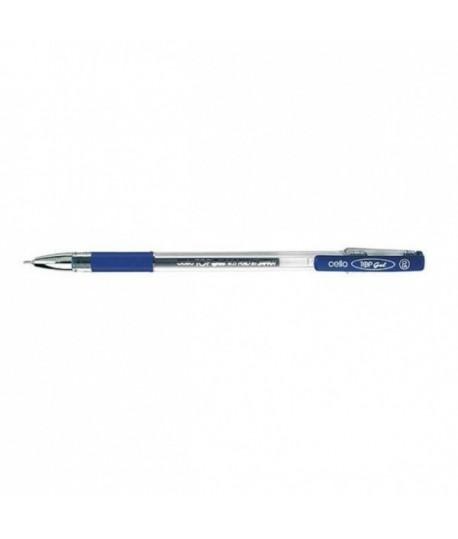 Gelinis rašiklis CELLO TOP GEL, mėlynas
