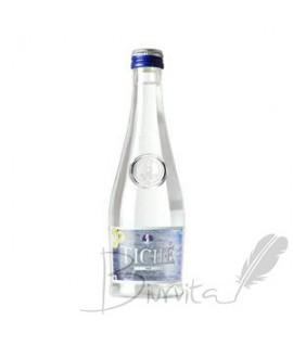 Mineralinis vanduo TICHE, gazuotas, 0,33 ml, stiklas
