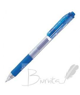 Gelinis rašiklis PENTEL HYBRID GEL GRIP K157, mėlynas
