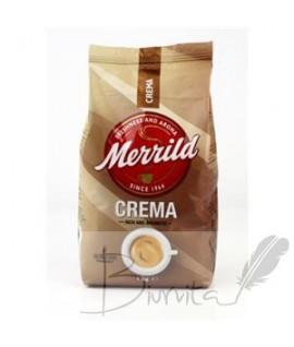 Kavos pupelės MERRILD Crema, 1 kg