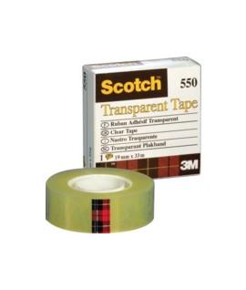 Lipni juosta SCOTCH 550, 12 mm x 33 m
