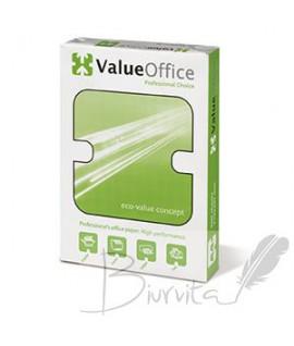 Popierius VALUE OFFICE, A4, 80 g/m2, 500 lapų