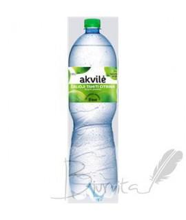 """Stalo vanduo AKVILĖ """"Žalioji Tahiti citrina"""" (laimo skonis) 1,5 L"""