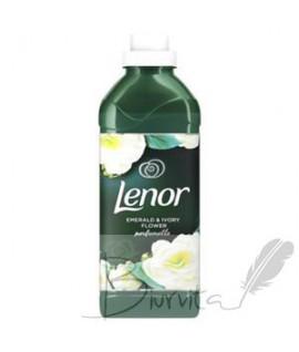 Audinių minkštiklis LENOR Emerald & Ivory Flower, 750ml
