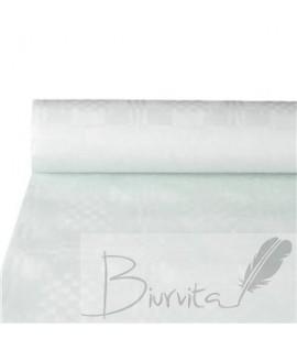 Popierinė staltiesė PAP STAR 10 x 1,2m , balta