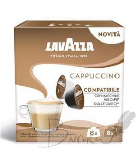 "Kavos kapsulės Lavazza ""Cappuccino"" 200 g"